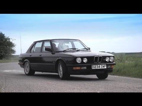 1986 BMW M5 E28: The original super 4-door – CHRIS HARRIS ON CARS