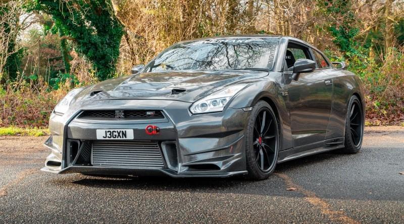 £200,000 Full Carbon Fibre Nissan GT-R *WORLD FIRST*