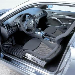 M3 CSL Interior Bucket Seats