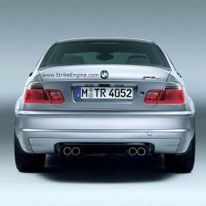 M3 CSL Rear