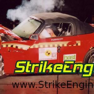 Honda Insurance Directory - Honda S2000 Crash Test
