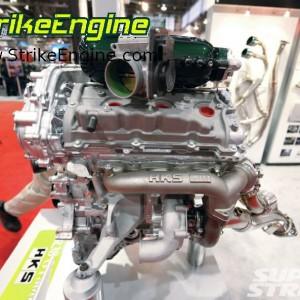 Engine Builder Directory - Photo, HKS Engine For Nissan GTR