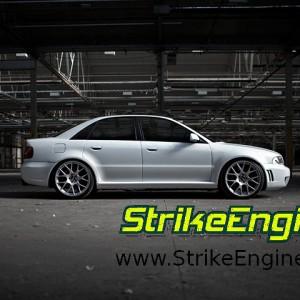 Audi Tuning Directory - MRC Tuning Audi S4 B5
