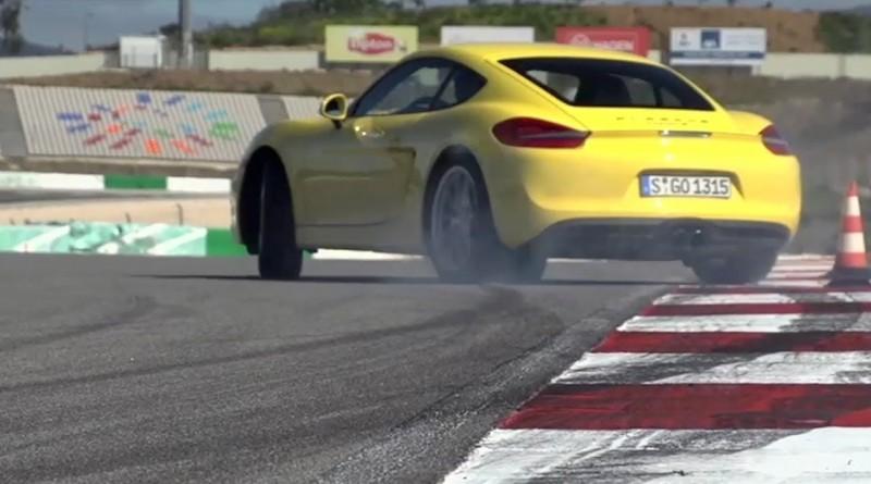 2013 Porsche Cayman S Thrashed – CHRIS HARRIS ON CARS