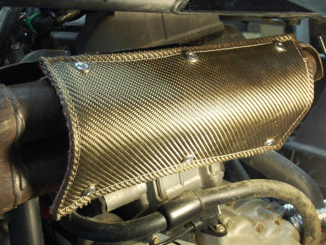 Exhaust Heat Wrap >> Turbo Blankets & Exhaust Insulation from DEI | StrikeEngine - Tuning. Motorsport.