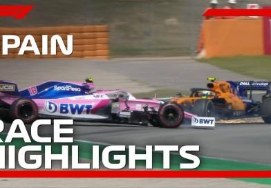 2019 Spanish Grand Prix: Race Highlights