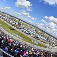 NASCAR Scanner Sounds from Talladega Superspeedway