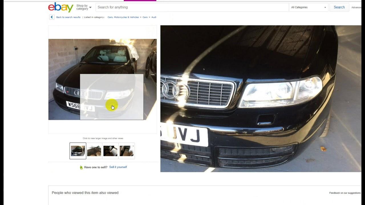 Audi S4 B5s for Sale On Ebay UK (14.Dec.2017) – Bargains?