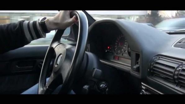 BMW E34 M5 – Crazy Street Drifting Video From Tblisi Georgia – YouTube